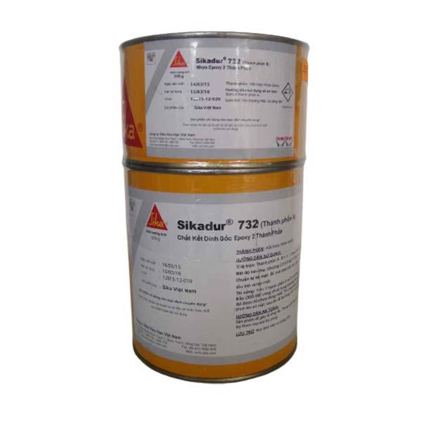 Sikadur 732 chất kết nối gốc nhựa Epoxy 2 thành phần