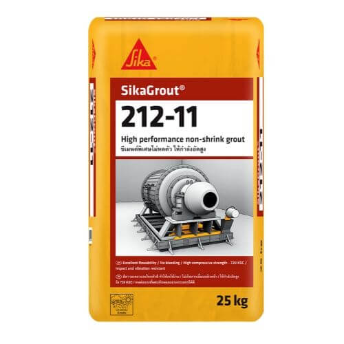 SIKAGROUT 212-11