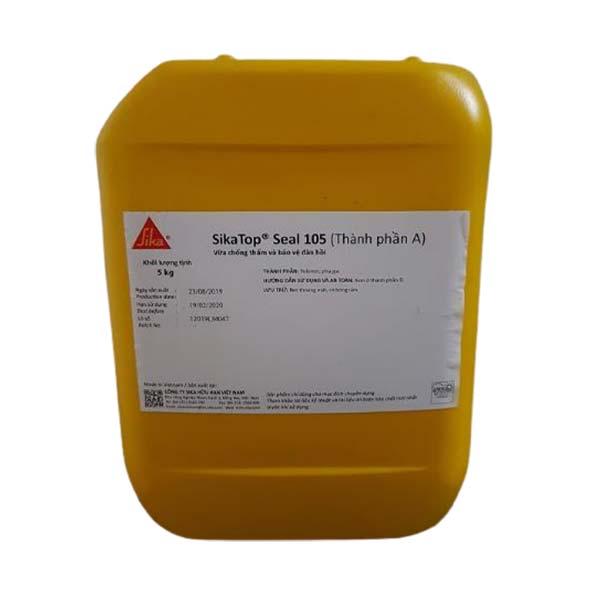 Sikatop seal 105 vật liệu chống thấm xi măng Polymer
