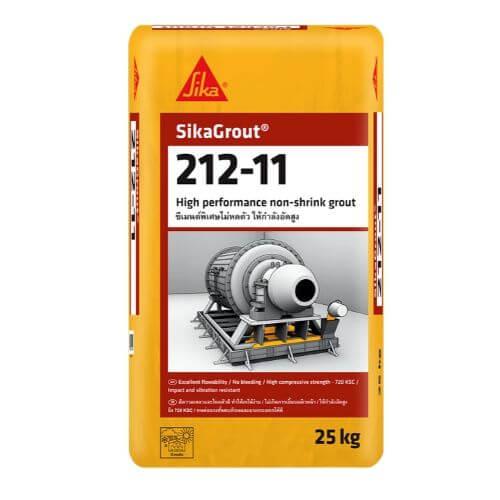 Vữa rót không có ngót Sikagrout 212-11